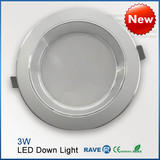 3w LED down light