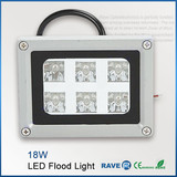 18w flood led grow light for coral, Hydroponics flower