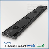 full spectrum programmable 300w led aquarium light