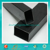 black steel tube, square steel tube, erw steel tube