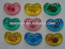 Popular promotion transparent printing gel wrist rest pad