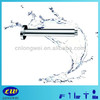 standard shower arm with round flange chrome LWA-09008 shower arm