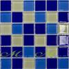 Excellent crystal glass mosaic tile wholesale QA022