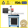 Mteal marking machine high quality fiber laser marking machine