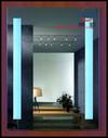 Hotel Bathroom Vanity With LED Mirror