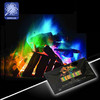 Magic fire flame Campfire Colourful artificial mystical fire