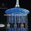 led overhead shower heads