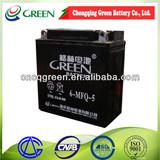12v Motorcycle battery/motor parts(sealed lead acid battery 12v 5ah)