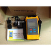 Optical power meter / fiber optic power meter optical testing