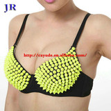 Cheap belly dance costume Sexy dance bra Mei Shu Lan Na Bra YD010#