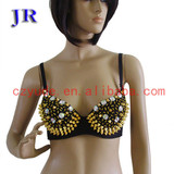 2013 Top-rated belly dance bras hot sexy bra photos Mei Shu Lan Na Bra YD009#