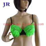 Hand-made Hot belly dance bra belly dance bra Mei Shu Lan Na Bra YD0001#
