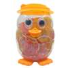 15g Assorted Fruit jelly Cup in jar Packing