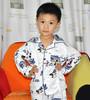 100% cotton kids pajama