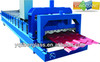 Glazed Tile Roll forming making machine for roof