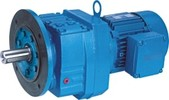 RF Helical Gear Motor
