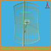 3ghz 20dbi high gain parabolic antenna