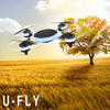 Huajun U-Fly W606-3 5.8GHz HD FPV QUADCOPTER Altitude Hold Drone Lily