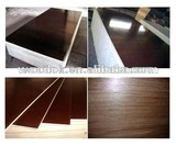 1220*2440mm Concrete Film Faced Plywood
