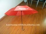 23inch straight auto open promotion umbrella