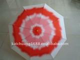 heat transfer 3 folding umbrella
