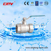 2PC Float Valve Stainless Steel Ball Valve