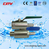 Gas Valve Stainless Steel Handle