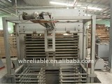 commerical plywood hot press
