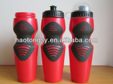 bpa free 650ml plastic sports bottle /soft water bottles