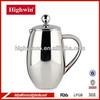 China Manufacturer High Grade Stainless Coffe Pot