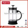 Black Colored Heat Resistant Coffee Milk Tea Maker