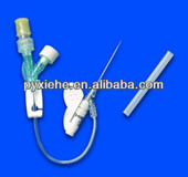disposable sterile Y-type iv cannulas CE and ISO approval