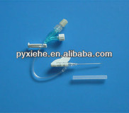 disposable sterile Y-type I.V. Cannula | iv infusion CE and ISO approval