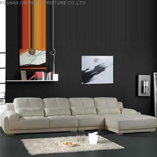 Modern Leather Sofa,l Shaped Sofa,dubai Sofa Furniture,sofa ...