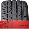 TIRES FOR CAR-TYRE COVERS FOR Cars-CAVALLIS-225/40ZR18