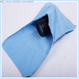 Multi-purpose microfiber cleaning cloth for lens/camera/jewelry