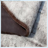 100% polyester bonding upholstery suede fabric