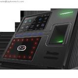Face FingerprintTime Attendance Access Control Multi-Biometric Syste