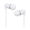 Wired ceramic earphones