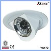 Original Sony CCD with Metal Ceiling Mount Secure Dome Camera