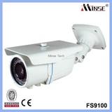 Metal Housing Varifocal 2.8-12mm  Camera,IR Weatherproof Bullet Camera