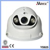 Array Leds Metal Vandalproof Dome Camera, Sony Color CCD Dome Camera