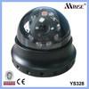 Sony Effio-e 700tvl Mini Vandalproof Metal Dome Camera with OSD Menu