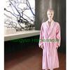 women's coral fleece bathrobe