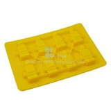 silicone ball shaped ice cube tray