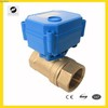 CWX-15 2-way eletric ball valve for Irrigation equipment,drinking wate