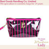 Transparent PVC travel bags toiletry bag cosmetic bags / waterproof to