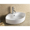 Fashion bathroom sink with good quality control
