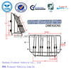 2014 Metal Truck Mounted Bike Rack Carrier Stand/Bicycle Parking Rack /Bike Display Stand(ISO SGS TUV Approved)