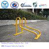 Best Selling Motor Bike/Motorcycle Standing Rack/Bicycle Parking Stand/Floor Mounted Bike Display Stand (ISO SGS TUV Certified)